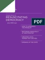 Www Demos Co Uk-Resuscitating Democracy G