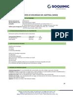 MSDS - DESMOLPOXI 10 PU