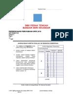 K2 TRIAL PERAK TENGAH MATEMATIK 2019