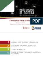 Colombia Logistica  Simón Gaviria