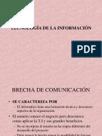2. Tecnologia de la Información