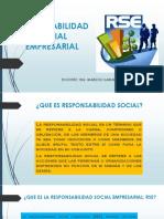 10. Responsabilidad Social Empresarial