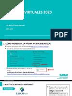 BIBLIOTEC SERVICIO S VIRTUALES 2020.pptx