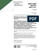 NBR NM-IEC 60811-4-1