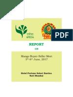 Report_Mango_Export_Promotion_2017_Mumbai