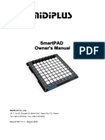 MIDIPLUS SmartPAD manual  V1.1
