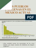 LOS PUEBLOS INDIGENAS EN EL MEXICO ACTUAL