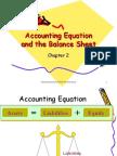 Chp 2 Accounting Equation and the Balance Sheet
