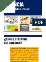 1.Gerencia Estratégica en SST