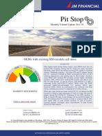 Automobiles Monthly Volume Update 02Dec2019 - JM Financial