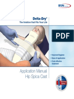Delta-Dry_Hip_Spica_Application