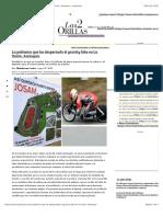 La polémica que ha despertado el gravity bike en La Unión, Antioquia - Las2orillas