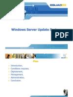 P0 20051012 1 Presentation WSUS