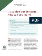 Global Education Monitoring Report