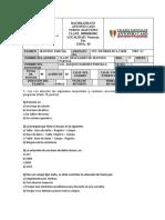 EXAMEN  DE QUINTO SEMESTRE CPT SEGUNDO PARCIAL