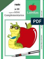 EJERCICIOS  3 COMPLEMENTARIOS 2016-2017