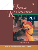 Kuvempu - The House of Kanooru.pdf