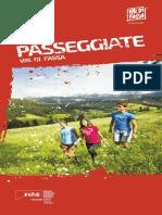 Passeggiate Di Fondovalle Val Di Fassa 2016