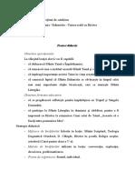 sf. impartasanie PROIECT DIDACTIC