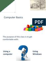 GEN103 Computer Basics