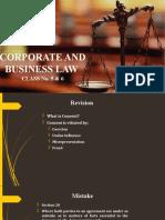 Corp & Buss. Law Class 5 & 6(15062019 - 22062019)