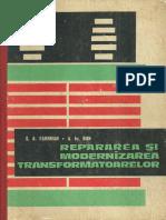 Repararea Si Modernizarea Transformatoarelor