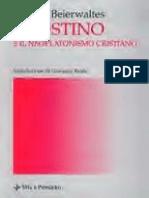 Werner Beierwaltes - Agostino e il Neoplatonismo cristiano (1995, Vita e Pensiero) - libgen.lc.pdf
