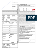 Residential Application Form New