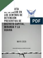 Uvl Informe Mapeo de Salud