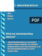 Slides Networking Devices
