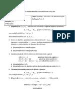 Teste  II Matematica Discreta - 2016