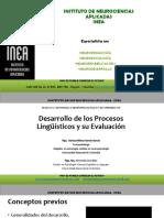 Desarrollo lenguaje INEA- 2015-02