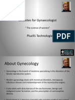 Websites for Gynaecology