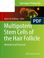 Multipotent Stem Cells of the Hair Follicle Methods and Protocols by Robert M. Hoffman (z-lib.org).pdf