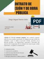 CONTRATO DE CONCESIÓN Y DE OBRA PÚBLICA