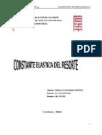 Constant Elastica