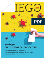 Teología en Tiempos de Pandemia