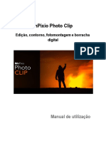 PhotoClip 9 PT - Manual