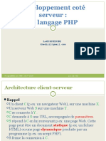 Cours PHP verion 2018-2019