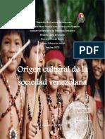 origen cultural venezolano