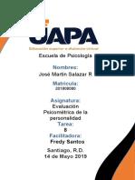 Tarea 8 n CPS  Evaluacion Psicometrica de la personalidad  Jose Martin Salazar