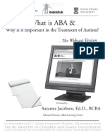 What is ABA Webcast Handout Nov08