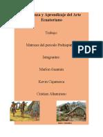 Enseñanza y Aprendizaje del Arte Ecuatoriano.docx