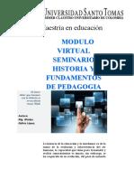 5. MODULO Pedagogia 1 HISTORIA Y FUNDAMENTOS DE PEDAGOGIA.docx