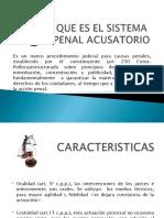 QUE ES EL SISTEMA PENAL ACUSATORIO (1)