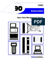 ODMS Open Data Management System