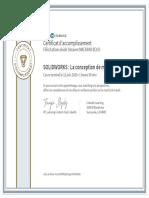 CertificatDaccomplissement_SOLIDWORKS _ La conception de moules
