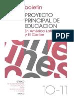 Proyecto principal de educación