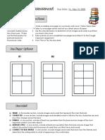 English Language Arts-Final Assessment Templates