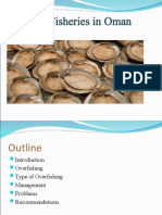 Ablone Fisheries in Oman